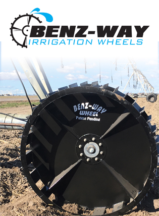Benz-Way Irrigation Wheel sidebar